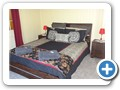 House - Bedroom 1 Dalby Self Contained and Serviced Apartments