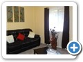House - lounge room Dalby Self Contained and Serviced Apartments
